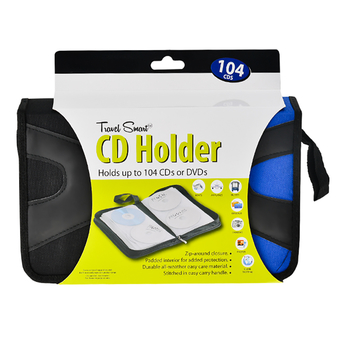 Nylon CD Holder