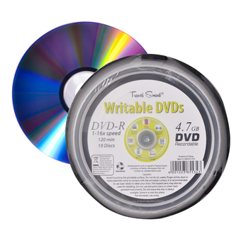 Writable DVD
