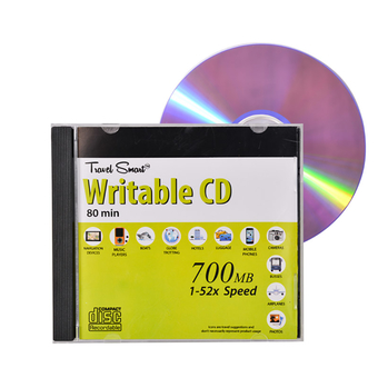 Writable CD