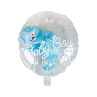 Clear Helium Balloon