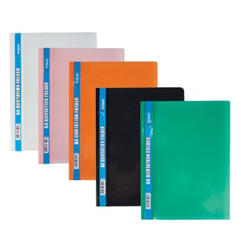 Marlin A4 Quotation Folder