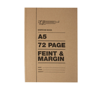 A5 College Exercise Book