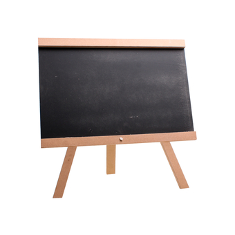 Wooden Blackboard Easel