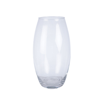 Convex Glass Vase