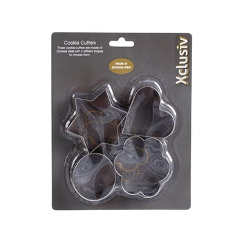 Bakeware Stailess Steel Cookie Cutters