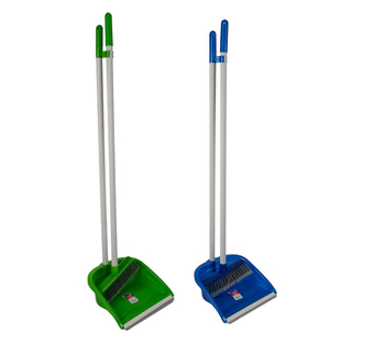 Long Handled Dustpan Set