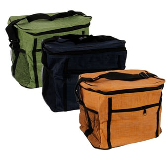 Nylon Cooler Bag & Pocket