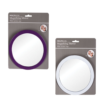 Suction Magnifying Mirror