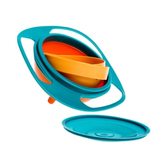 Kiddies Non Spill Feeding Bowl