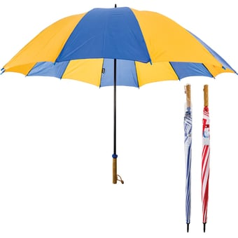 8 Rib Golf Umbrella