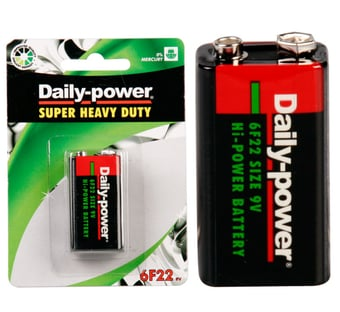 Daily-Power Super Heavy Duty Battery