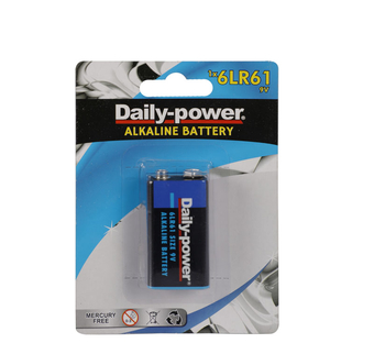 Daily-Power Alkaline Battery