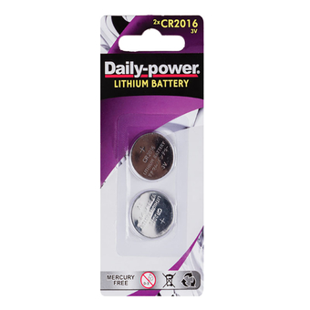 Daily Power Lithium Cr2016 (3V)