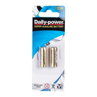 Daily Power Alkaline 23A (12v)