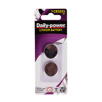 Daily Power Lithium Cr2025 (3V)