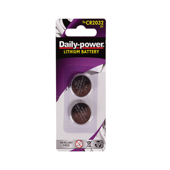 Daily Power Lithium Cr2032 (3V)
