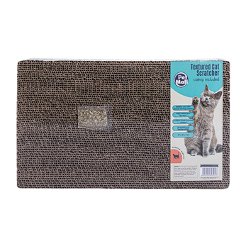 Cardboard Cat Scratch Pad