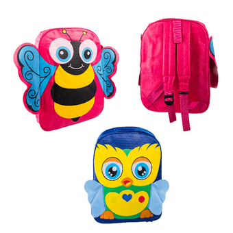 Kiddies Plush Handbag