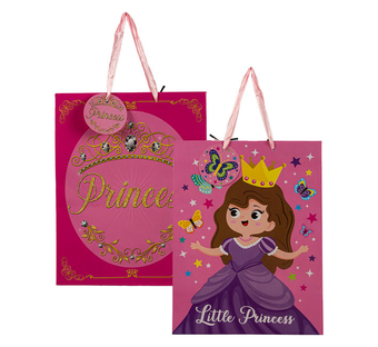 Designer Princess Gift Bag Large