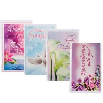 Sympathy Card & Envelope