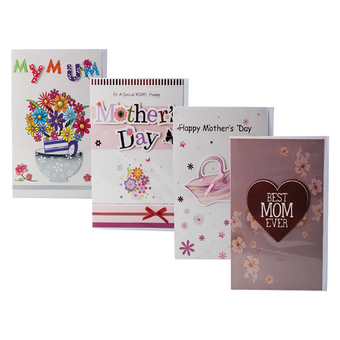Mothers Day Card & Envelope