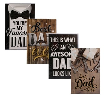 Fathers Day Card & Envelope