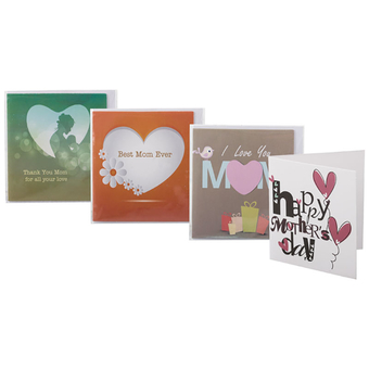 Mini Mothers Day Cards