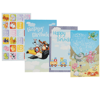 Giant Baby Card & Envelope