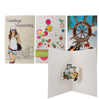 Afrikaans Giant Card & Envelope