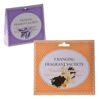 Pot Pourri Fragrance Sachets