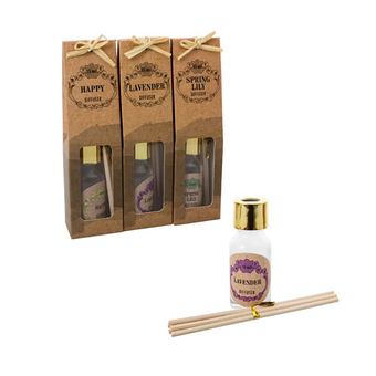 Diffuser Set 15ml & Sticks