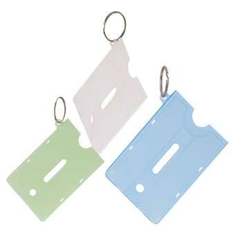 Key Chain ID, Licence Holder