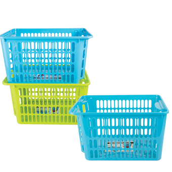 Plastic Stacking Basket