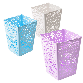 Wastepaper Basket Lace