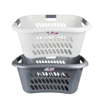 Rectangular Shape Laundry Basket
