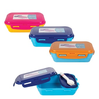 Lunch Box With Mini Container