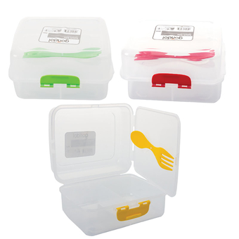 Lunch Box With Fork
