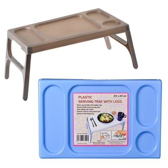 Plastic Serving Table