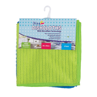 Microfibre Cloth 2 pack