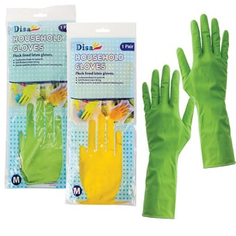 Lined Latex Household Gloves