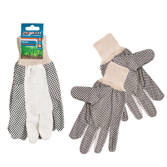 Polka Dot Garden Gloves