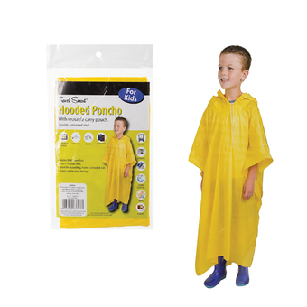 Kiddies PVC Poncho with Hood
