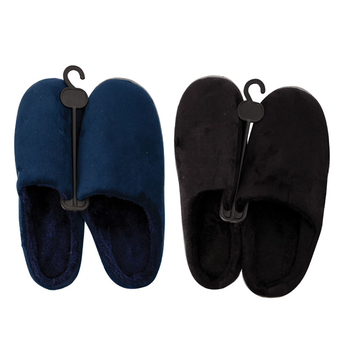 Slip-In Slippers, Size 9