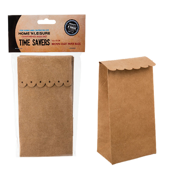 Brown Paper Party Bags