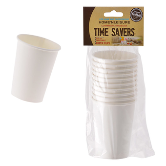 Paper Picnic Cups