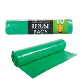 Green Garden Refuse Bag