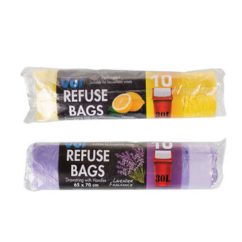 Voi Scented Refuse Bin Liners