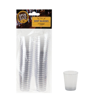 Disposable Plastic Shot Glass