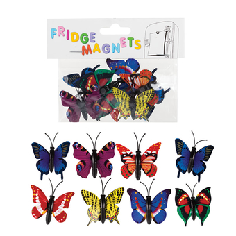 Butterflies Fridge Magnet
