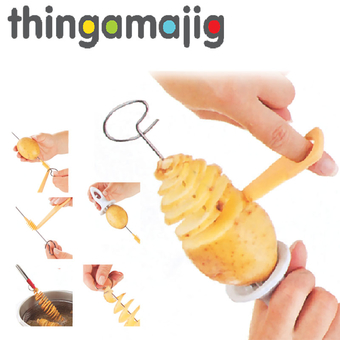 Thingamajig Potato Spiraler 6 Piece